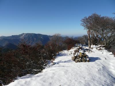 大普賢岳展望
