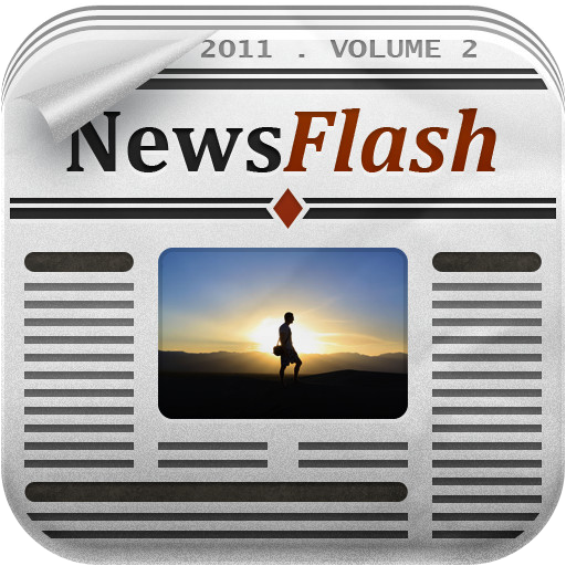 NewsFlash ~ Breaking News  World Headlines RSS Reader