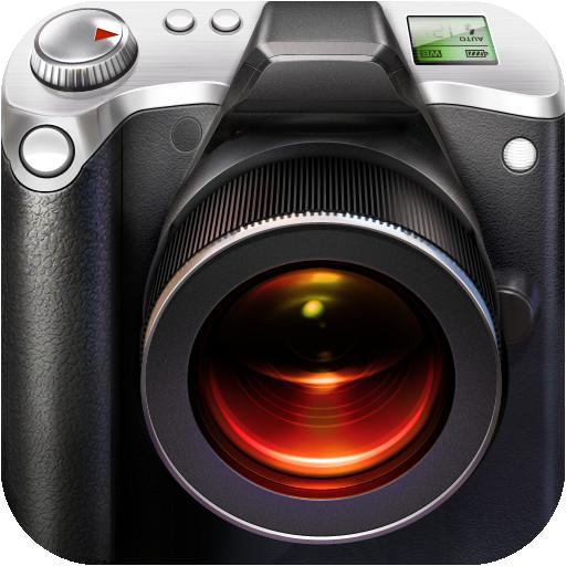 Big Camera Button