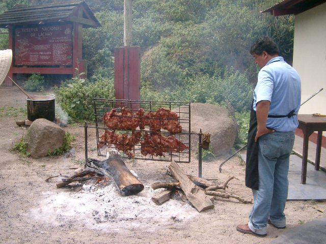 豚肉の誘惑