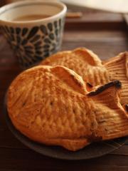 金魚みたいな鯛焼き