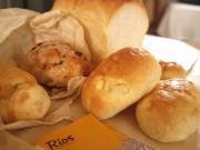 Riosさんのパン達