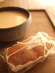 トホホのバナナケーキ 次はココナッツで。
