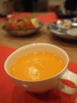 絶品金時人参スープ