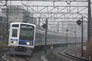 6153F~所沢and雪
