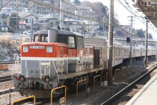 DE10-1666 長津田