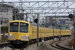 287F+309F 秋津~所沢