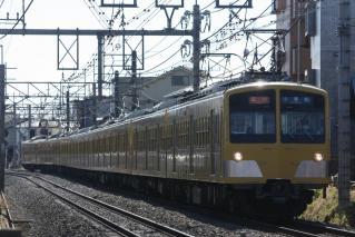 287F+309F 所沢~西所沢