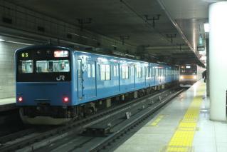 K4+54編成 東京