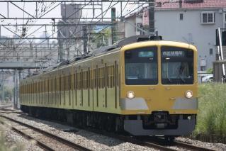 311F 東村山~所沢