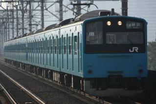 Y54+K4編成 検見川浜