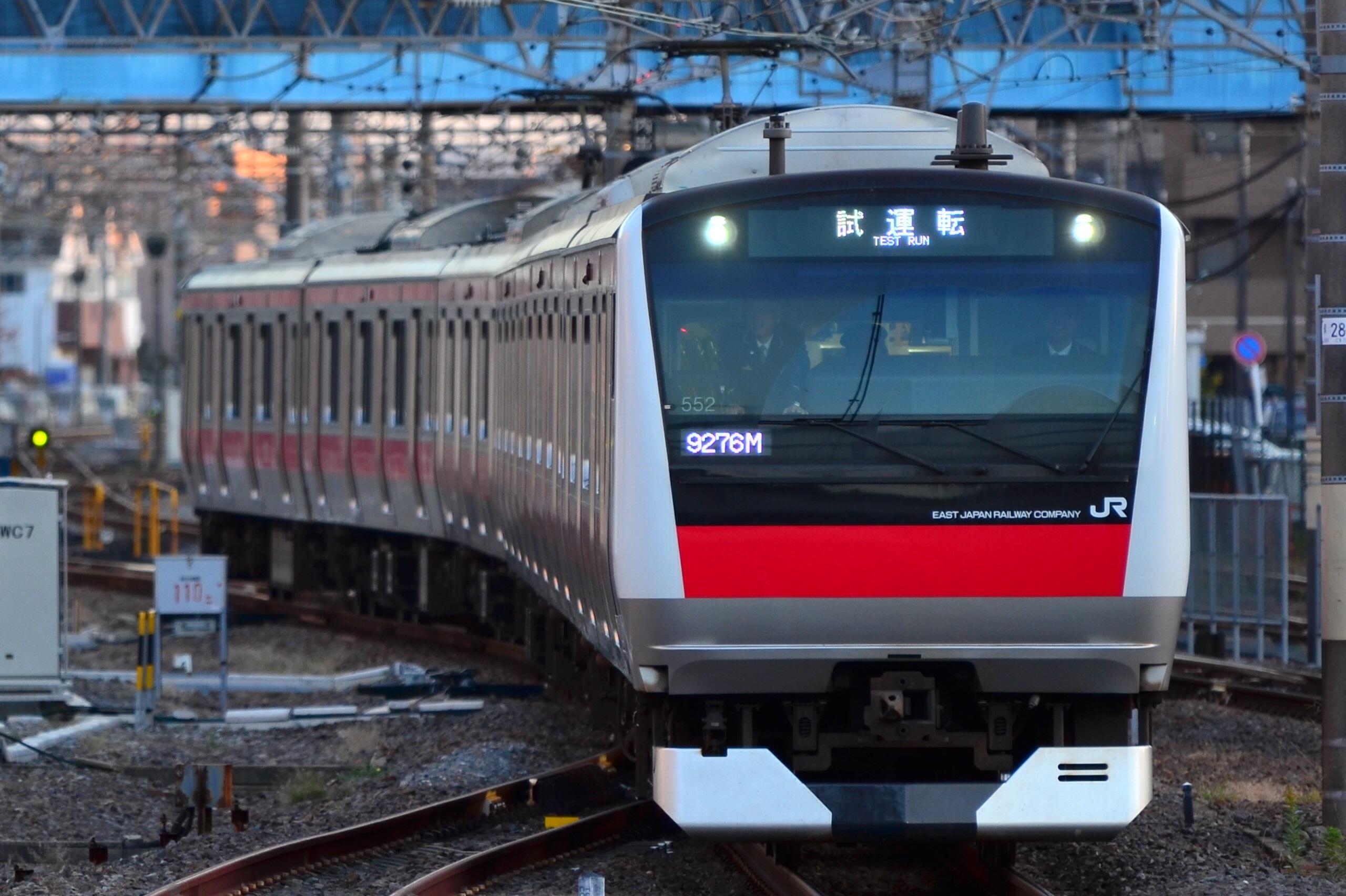 E233-5000 ケヨ552 2