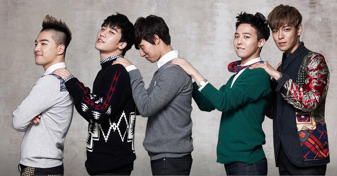 BIGBANG BB☆ナイト BLOG 「Gmarket」サイトでのお写真&壁紙