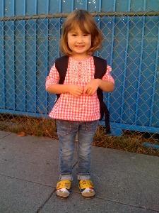firstday of preschool