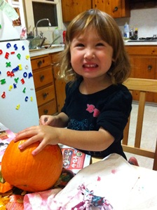 smile with pumpkin 2011