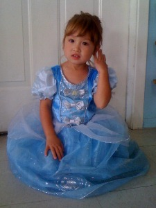 little cinderella