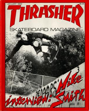 thrasher magazine Old school Thrasher skateboard mags