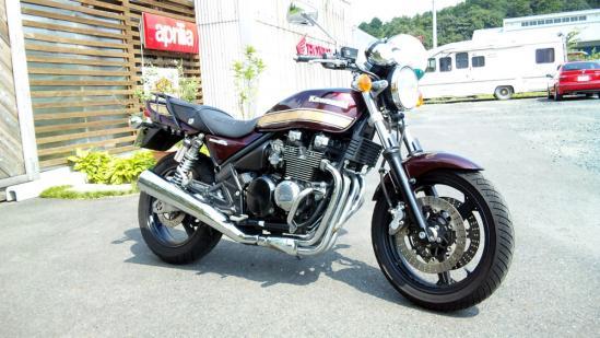 Kawasaki ZEPHYR ҳ 400