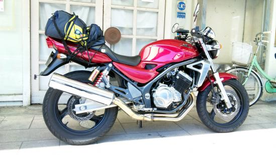Kawasaki BALIUS Ⅱ