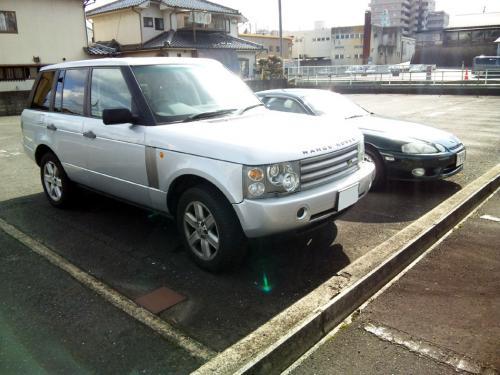 Range Rover & Aston Martin