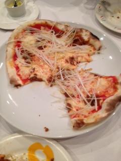 もろみのピザ