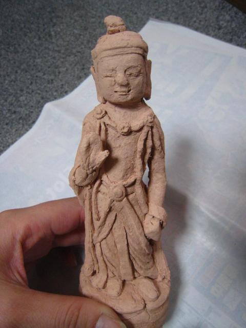 仏像対面1