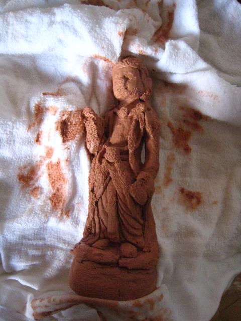 仏像対面4