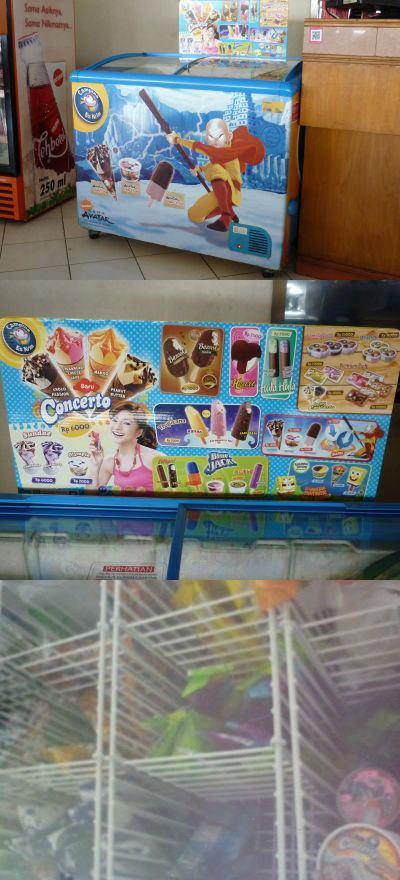 アイスクリームブロブサイズ