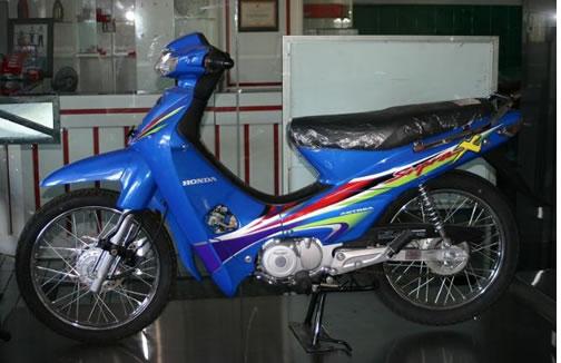 バイクは日本ブログサイズ