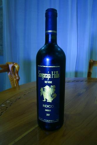 シンガラジャワイン