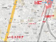 Gスクエア地図Map