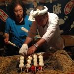 祇園祭-だんご