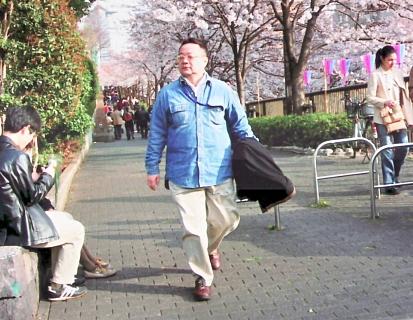 メタボおやぢのダイエット日記:2005年4月90kg