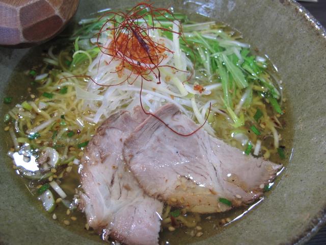 海老薫琥珀拉麺