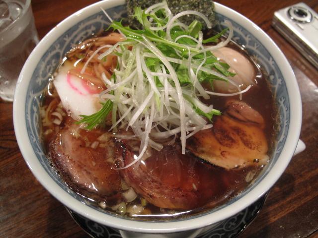 とりぷるチャーシュウ麺