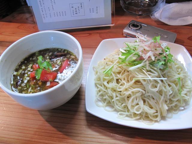 バジルつけ麺 陽