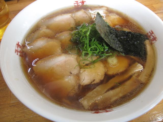 なつかしの味 昔チャーシュー麺