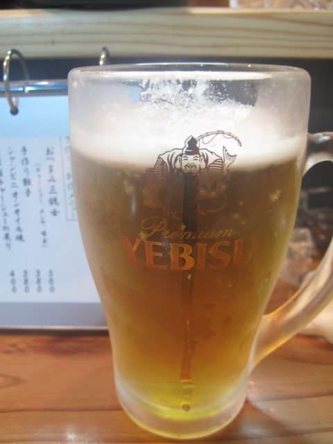 エビス生ビール