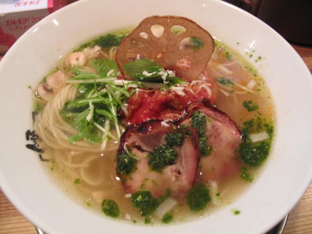ベシトマ塩らー麺