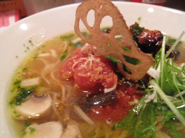 ベジトマ塩らー麺