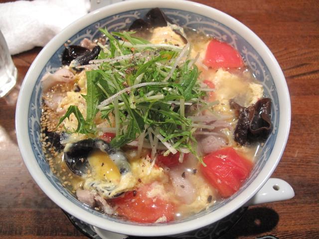 トマトらぁ~麺