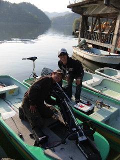 津風呂湖1