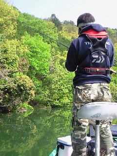 津風呂湖テスト1
