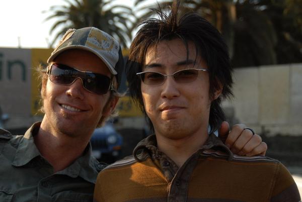 Christian And Yoshi