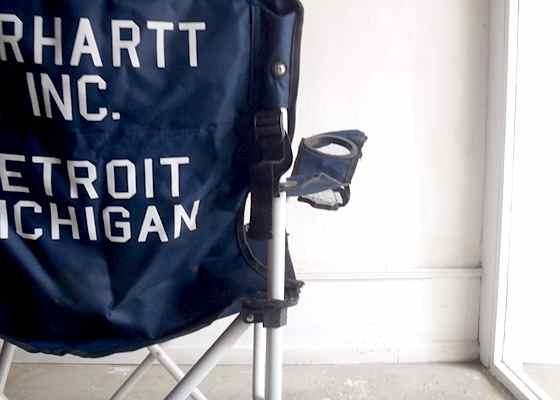 Carhartt Camping Chair (キャンピングチェアー)