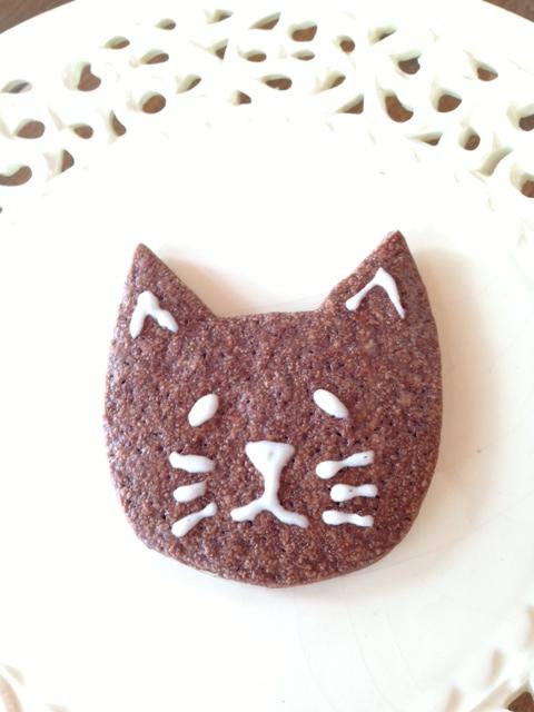 ねこクッキーぐり