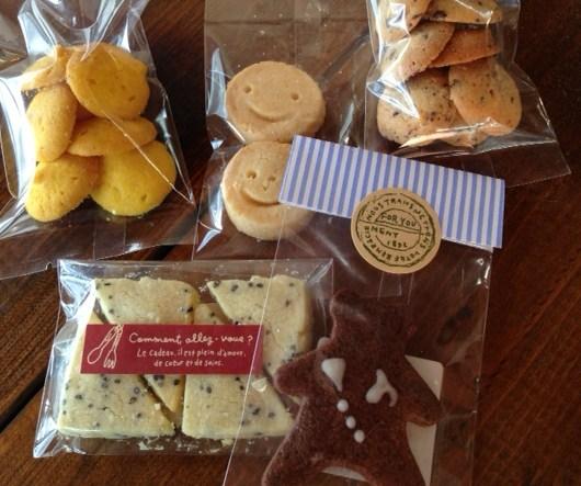 セットクッキー600円