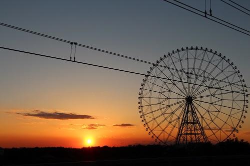 IMG_0322夕景・富士