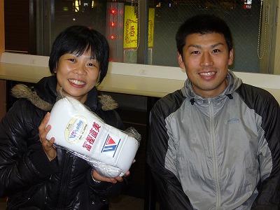 富樫さんと千田さん
