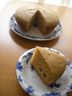 手作りケーキ 001